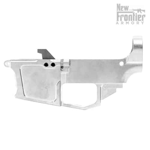 80% C-45 Billet Lower Receiver -- Glock Style Mags