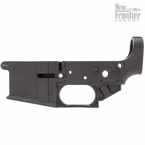 LW-4 Stripped Carbon Fiber Lower Receiver