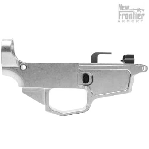 80% C-5 Billet Lower Receiver -- MP5 Mags