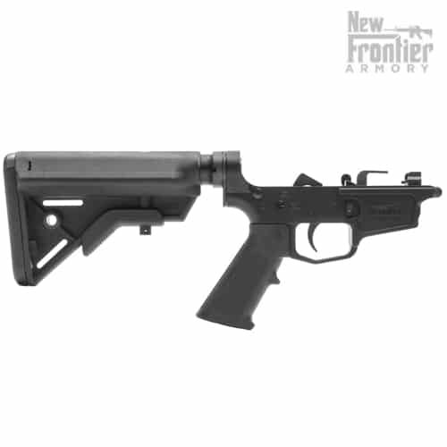 C-5 Complete Billet Lower Receiver -- MP5 Mags