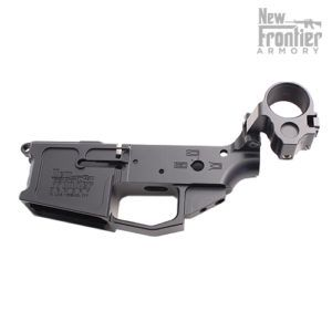 C-4 Billet Lower — Side Folding